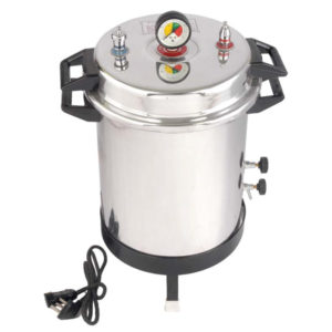 Electric Aluminium Autoclave - Cooker Type