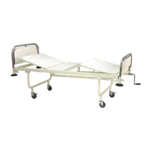 Fowler Bed Delux, Hospital Bed use as Patient Bed