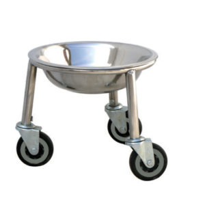 Kick Bucket, Stainless Steel Bucket,