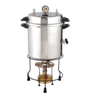 Non Electric Pressure Cooker type Autoclaves and Sterilizers for Hospital