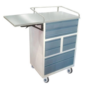 Anaesthetic Trolleys and Anaesthetic Carts