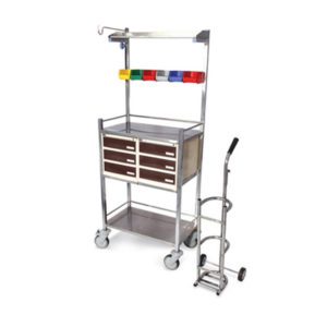 Crash Cart, Emergency Crash Trolleys, Code Cart