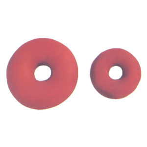 Inflated Ring Pessary Red, Hospital Surgical Rubber Products