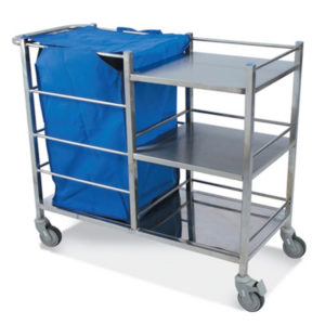Linen Trolley, Medical Trolley