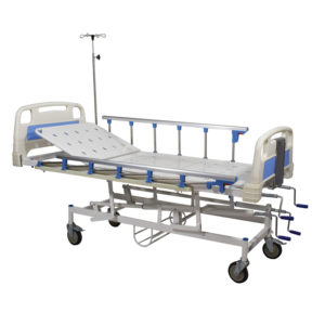 Manual Intensive Care Unit Bed
