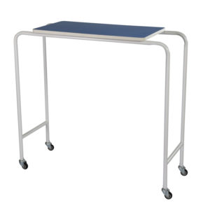 Over Bed Table and Cardiac Table with Fixed height