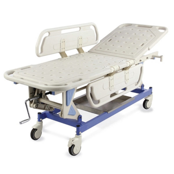 Recover Trolley and Emergency Stretcher
