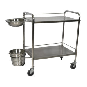 Dressing Trolley, Hospital Surgical Dressing Trolley Manufacturer