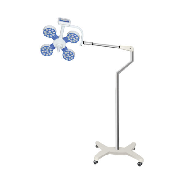 LED Mobile Examination Light, Surgical Light, Operation Theatre Light