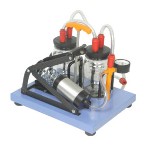 Foot Pedal Suction Units