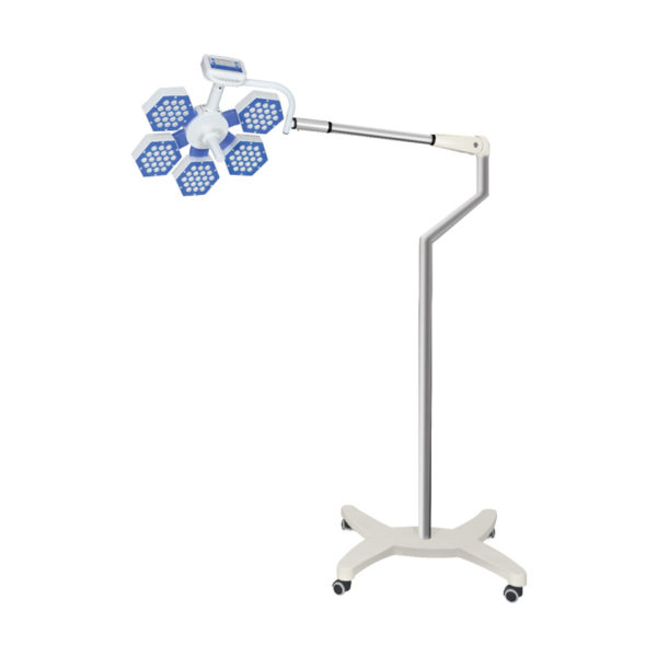 Hospital Mobile Operation Theatre Light, Mobile OT LED Light,