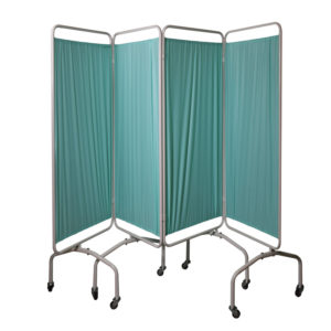 Bedside Screen, Medical Privacy Screens, Hospital Folding Screen
