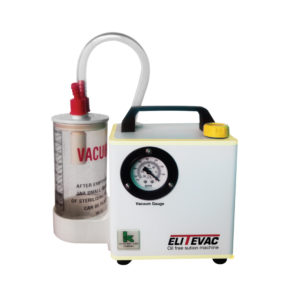 Elite-Vac Portable Suction Unit