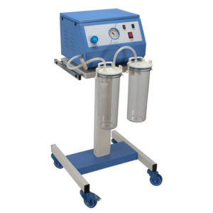 Kay Maxima Suction Unit with Trolley (Electric)
