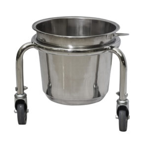 Kick Bucket, Stainless Steel Busket, Hospital and Medical Bucket