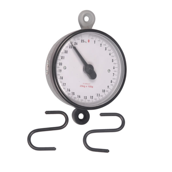 Round Weighing Scale 25 Kgs