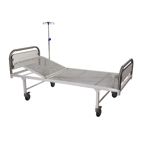 Semi Fowler bed Wire Mesh, Hospital Wire Mesh use a Patient Bed